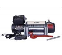 Hew-9500 x power 12в лебедка электрическая