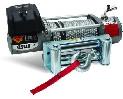 Ew-11000 improved off-road 12в лебедка электрическая