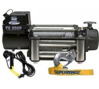 Tigershark 9500 12в лебедка электрическая