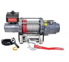 Лебедка электрическая come up dv-15, 24 в