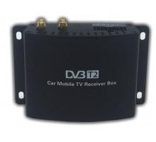 АВТОМОБИЛЬНЫЙ ЦИФРОВОЙ ТВ-ТЮНЕР ERGO DT7 (2 АНТЕННЫ, HDMI, DVB-T2, ДО 120 КМ/Ч)